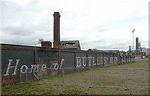 SO9199 : Springfield Brewery, Wolverhampton by Roger  Kidd