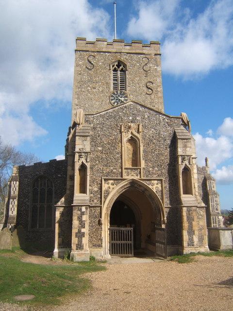 St Mary's Church, Debenham