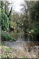 SP3375 : The River Sowe at Baginton Bridge by Keith Williams