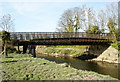 SX0071 : The Withered Arm - Bridge No144 - Pendavey 2 by Dave Oram