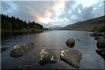 SH7157 : Llynnau Mymbyr by Andy Waddington