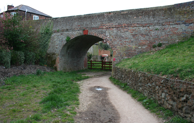Chemistry Bridge, Whitchurch