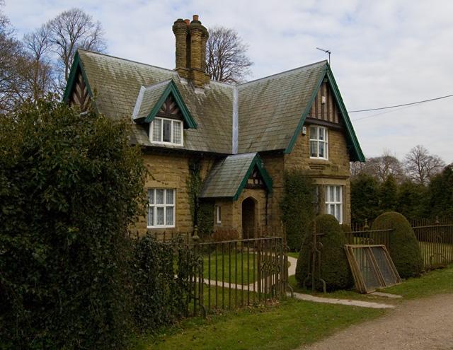 Londesborough Park gatehouse