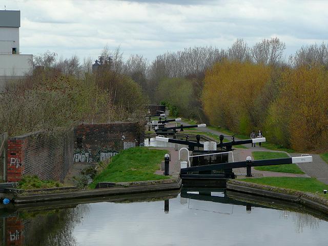 Birmingham Canal Navigations in Wolverhampton