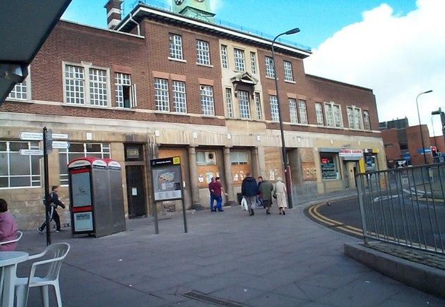 St Paul's Street, Walsall