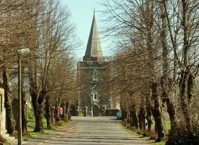 All Saints: the parish church of Frindsbury