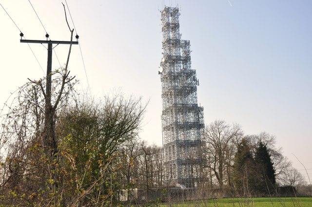 Microwave Tower, Henham
