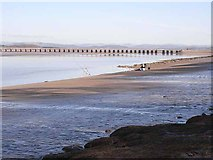 SD4578 : Kent estuary and viaduct by Oliver Dixon