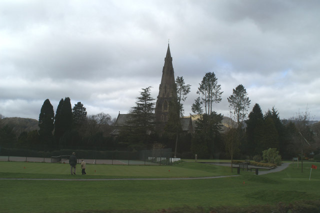 St Mary's Parish Church, Ambleside