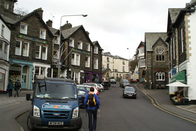 The Queens Hotel, Ambleside