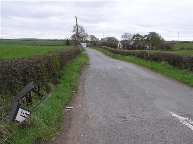 Clogherny Road