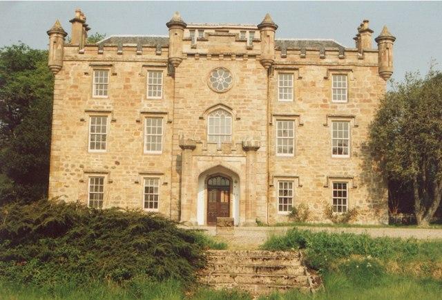Teaninich House