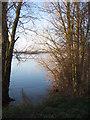 TL3369 : Drayton Lagoon by Given Up