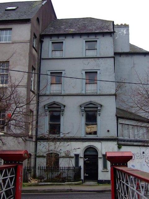 George Boole's House, Bachelor's Quay, Cork City