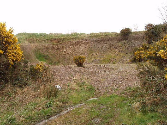 Quarry near Ballydicken