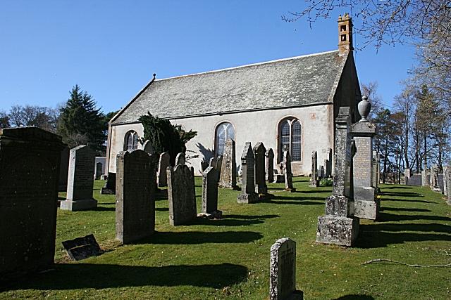 Parish Kirk of Glass