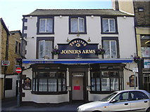 SD4364 : Joiners Arms. Address. 39 Queen Street. Morecambe. Lancashire. LA4 5EQ by Robert Wade