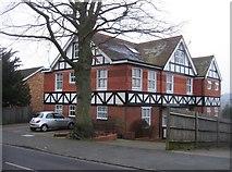 SU8693 : Sub-divided house by Sandy B