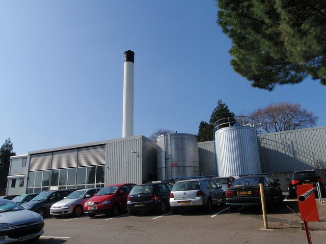 Energy centre, Torbay Hospital