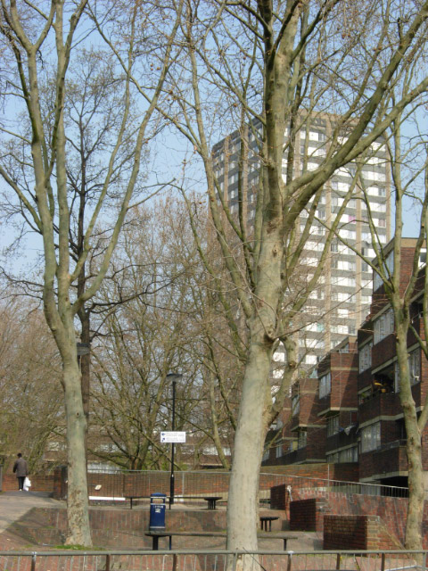 Lancaster West Estate