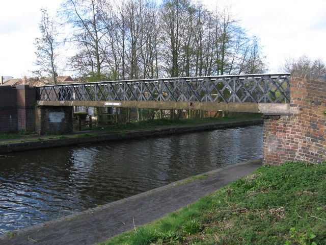 Tipton - Wood Street Footbridge