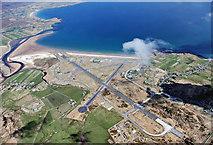 NB4533 : Stornoway Airfield by Stephen Branley