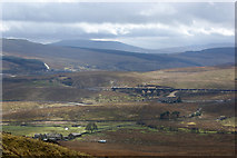 SD7992 : The view from The High Way by Ian Greig