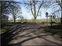 SK1763 : Lane meets Long Rake by Alan Heardman