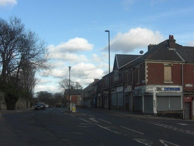 Benwell Lane
