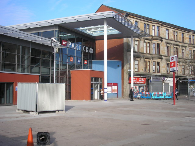 Partick Station