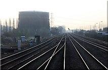 SU5290 : Didcot East Junction by Steve Daniels