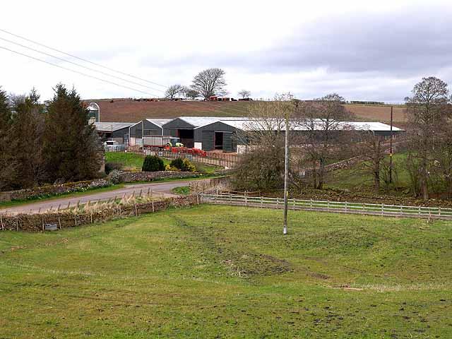 Ainstable Hall Farm