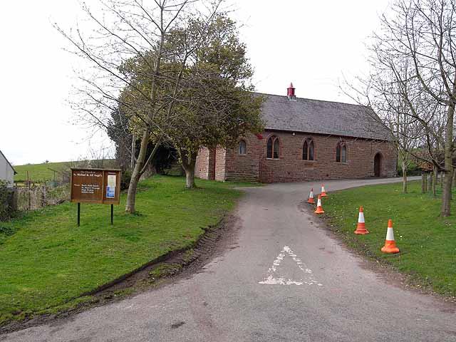 Church Hall, Ainstable