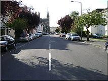 SP3265 : Clock Tower, Leamington Parish Church by Robin Stott