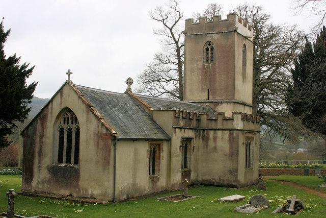 Angersleigh Church