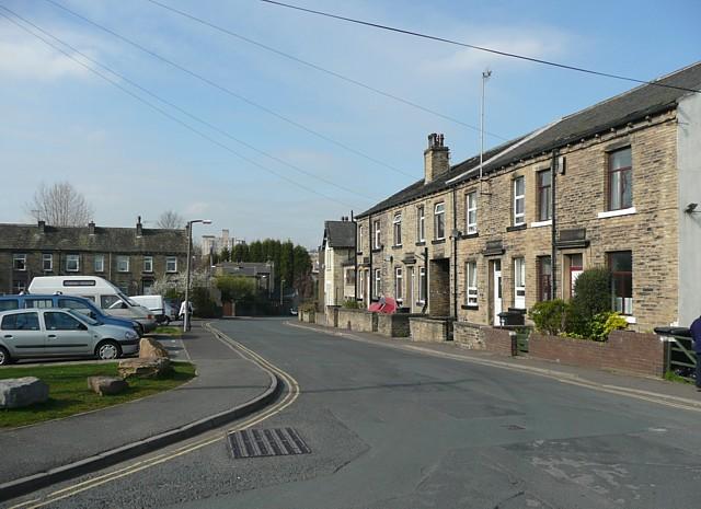 Gladstone Terrace, Elland Lane, Elland