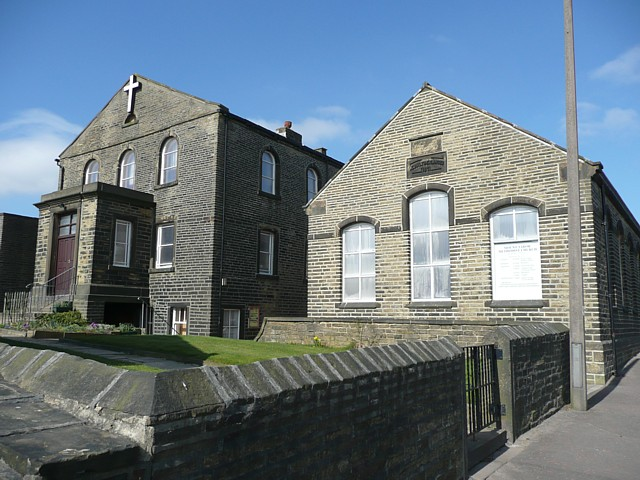 Mount Tabor Methodist Church and Sunday School, Ovenden