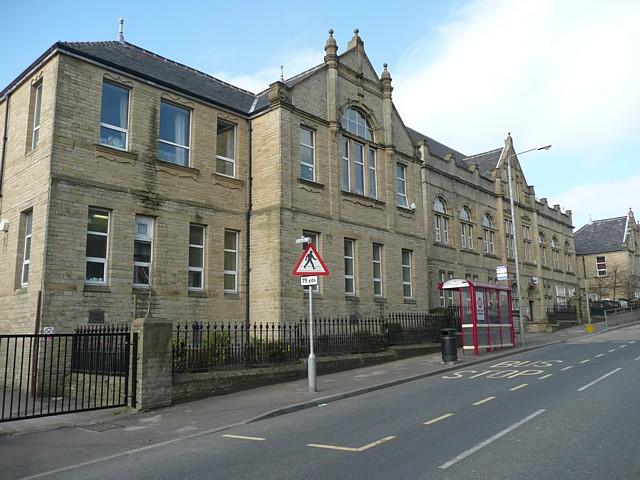Warley Road School, Halifax