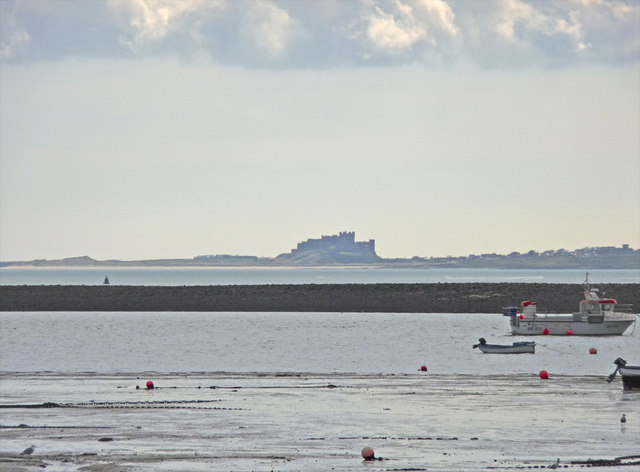 The Harbour, Holy Island, Northumberland
