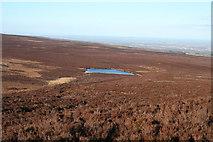 SJ2346 : Unmapped lake, Ruabon Mountain by Espresso Addict