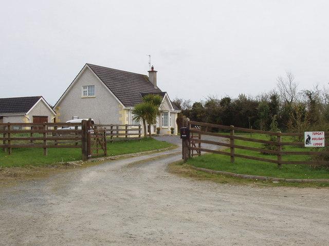 Holiday lodge near Cregg
