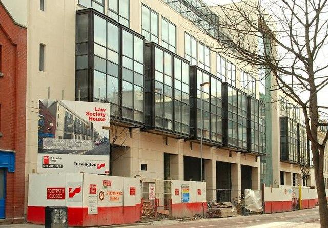 Law Society House, Belfast (3)