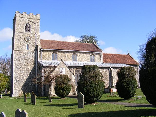 All Saints Church, Sproughton