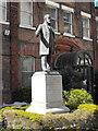SJ6474 : Statue of Sir John Brunner by Andrew Fielding
