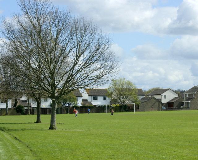 2009 : Manor Road Playing Field, Keynsham