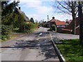 TM1051 : Baylham Village, Upper Street by Adrian Cable