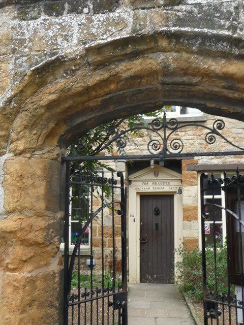 The Chantry Doorway, Towcester
