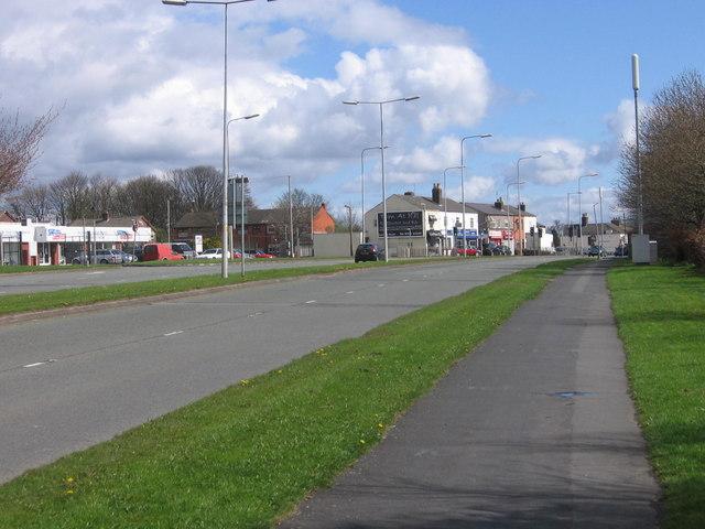 Warrington Road   Penketh