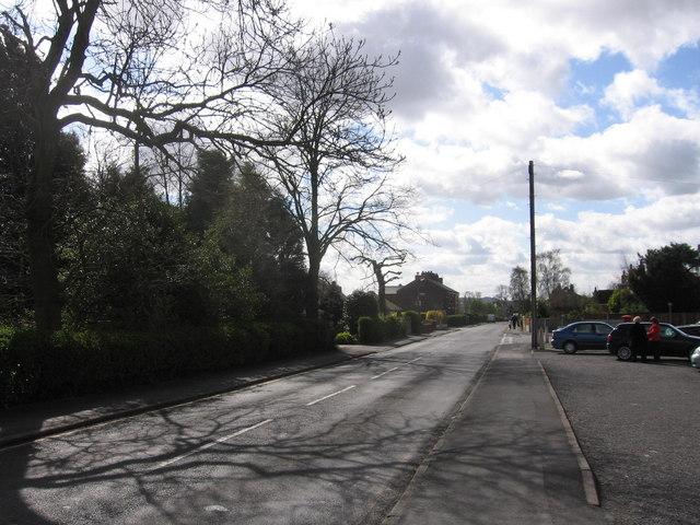 Greystone Road  Penketh