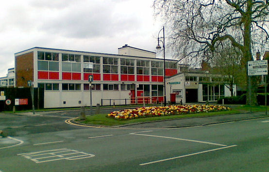 The Post Office at Rectory Gardens